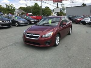 2014 Subaru Impreza Touring (Only $116 bi-weekly, $0 down, OAC)