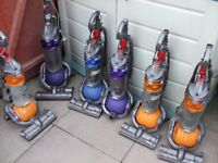 dyson ball spares repair ,not tested just need gone