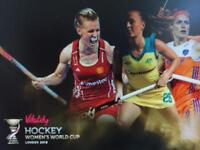 Tickets x 4 - Hockey Women's World Cup (including England v India)