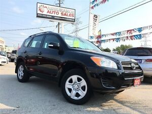 2012 Toyota RAV4 AWD/One Owner/No Accidents