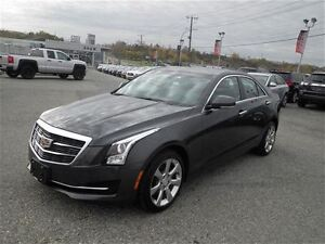 2016 Cadillac ATS 2.0L Turbo Luxury Collection | Backup Cam