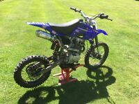 Ghost 250cc pit bike big wheel Not 125cc
