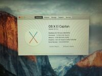 macbook Air 13 inches, (Mid 2013), usb3, 1.5gb graphic card, Boxed and in great condition