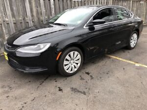 2015 Chrysler 200 LX, Automatic, Steering Controls