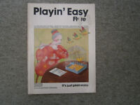 Flute Music Books Beginner's - Playin' Easy Flute and A Tune a Day