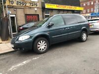 Chrysler Grand Voyager 2.8 CRD Limited XS 5dr LONG MOT, CLEAN IN AND OUT