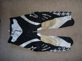 assorted motor cycle wear