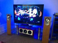 """Sony 46"""" LCD TV. Full 1080p"""