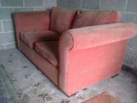 2 - 3 Laura Ashley sofa settee