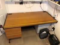 Desk for office. Part of house clearance #warlhsesale