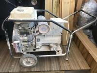 Used Honda gx630 12kva 2 phase petrol generator