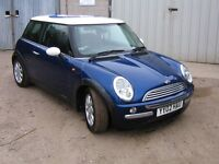 Mini Cooper Cheap to clear,needs tlc