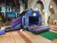 !!!Free Delivery*!!!Bouncy Castle Hire, Disco Bouncy Castles,Soft Play, Ball Pool, Popcorn Machine!
