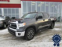 2014 Toyota Tundra SR5 Crew Max TRD Off-Road Package 21,180 Kms