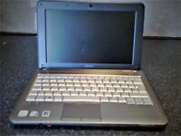 Sony VAIO Netbook (PCG-21313M) 1.83GHZ Intel 1GB RAM 250GB HDD 10.1 Inch Windows 7 £75