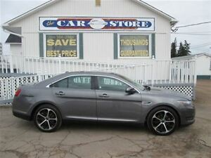 2014 Ford Taurus SE!! SUNROOF!! HEATED LEATHER!! 3.5L V6!!