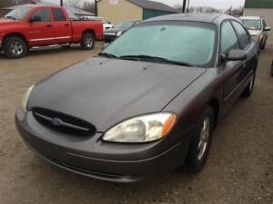 2002 Ford Taurus SES Sport CALL 519 485 6050 CERT AND E TESTED