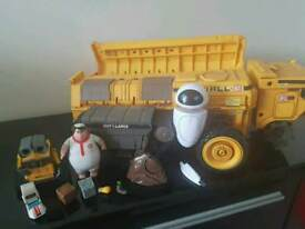 Wall-e truck