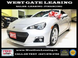 2013 Subaru BRZ SPORT-TECH | NAVIGATION | PUSH BUTTON START |
