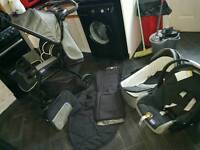 Chicco Pushchair travel system