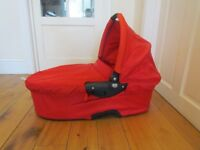Red Quinny Carry Cot