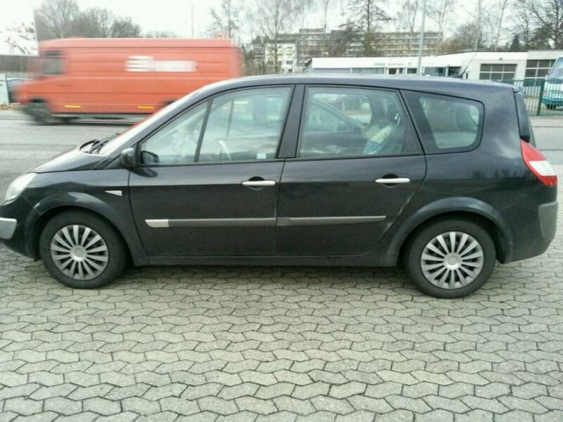 renault grand scenic in rheinland pfalz neuwied renault scenic gebrauchtwagen ebay. Black Bedroom Furniture Sets. Home Design Ideas