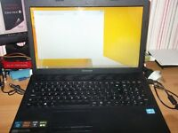 "lenovo g500.i3 2.4ghz 8gb ram 750gb hdd 15.6""screen dvd/rw."