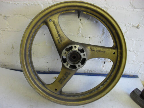 SUZUKI GS500 Front wheel GS500 1997