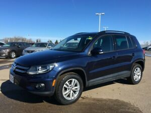 2014 Volkswagen Tiguan Trendline 4Motion AWD *Heated Cloth*