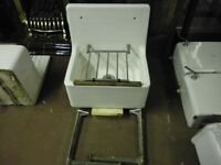 VINTAGE ARMATAGE SHANKS CLEANERS SINK
