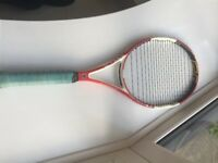 Wilson Six One 95 n-code Tennis Racket