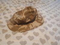Desert army hat