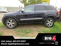 2011 Jeep Grand Cherokee Limited, Tow Package, Panoramic Sunroof