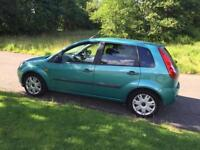 Fiesta Climate Automatic 62.000 mot August 2018 full service history