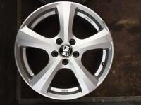 "4 x OZ MSW alloys 17"" - Alloy wheels - PCD 108 J7 17 ET45 19198 - Volvo"