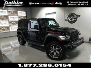2018 Jeep Wrangler Unlimited Rubicon | EXTENDED WARRANTY | PUSH