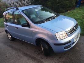 Fiat panda 1.2 56 low miles full mot mint condition