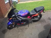 Kawasaki ZXR 400! 400cc motorcycle