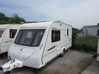 Elddis Avante 462, 2 berth end bathroom 2008