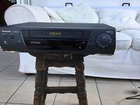 PANASONIC NV-HD620 VIDEO PLUS HI-FI NICAM VIDEO RECORDER