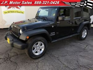2012 Jeep WRANGLER UNLIMITED Sport, Unlimited