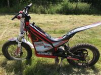 Oset 16 racing kids trials bike