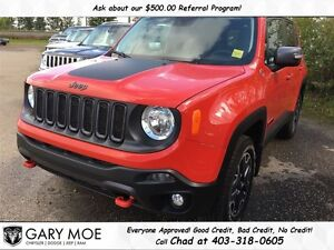 2015 Jeep Renegade Trail Hawk **Leather**