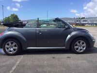 VW BEETLE 1.4 LUNA CONVERTIBLE