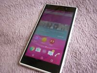 Sony XPERIA Z1 - White (Unlocked)