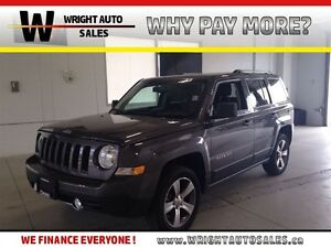 2016 Jeep Patriot 4X4|SUNROOF|LEATHER|44,534 KMS
