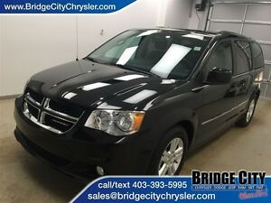 2016 Dodge Grand Caravan Crew- Leather, Power doors, Heated Seat