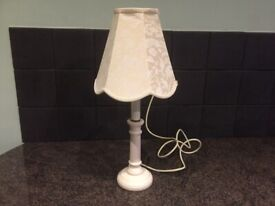 Bedroom bedside lamp
