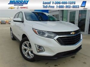 2018 Chevrolet Equinox *2.0T *Heated seats *Trailering equipment