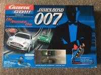 James Bond Scalextric Set